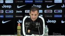 """Juventus, Allegri: """"Il Torino darà battaglia"""""""
