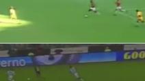 Il fantastico gol di Bruno Peres riporta alla memoria quello di Weah del 1996