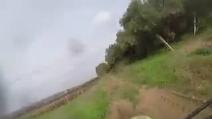 Un bel giretto di Enduro per Andrea Iannone