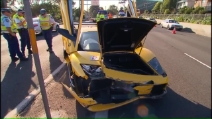 Supercar distrutte: milioni in fumo dopo incidenti e manovre sbagliate