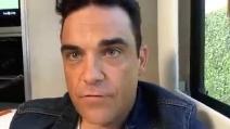 """Robbie Williams: """"Voglio cambiare vita, mi offrite un lavoro?"""""""