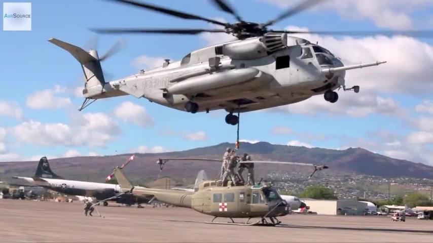 Elicottero Trasporto : Ch e l elicottero più grande pesante al mondo
