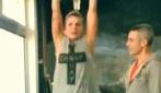 Emma fa ginnastica per Bisbal