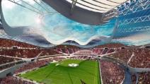 Milan Arena, il concept del nuovo stadio rossonero