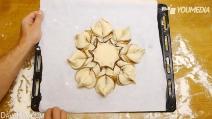 La torta alla Nutella a forma di stella di Natale: ecco come prepararla