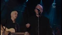 Il duetto di Eros Ramazzotti con Joe Cocker