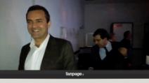Napoli, il sindaco De Magistris esulta per la Supercoppa