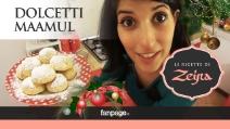 La ricetta dei dolcetti di Natale Libanesi, i Maamul