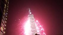 Capodanno 2015 a Taipei, Taiwan
