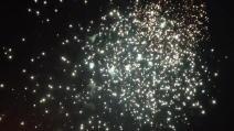 Capodanno 2015 a Roma: lo spettacolo pirotecnico al Colosseo