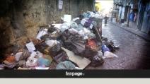 Napoli, duecento netturbini in malattia ed in città torna l'emergenza rifiuti