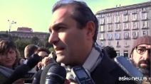 """De Magistris: """"E adesso tante iniziative per Pino Daniele"""""""