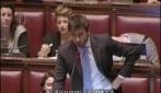 """Di Battista: """"I cittadini vorrebbero abolire il Senato, ma con tutti voi dentro"""""""