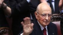 Dimissioni ufficiali per Giorgio Napolitano