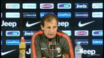 La Juve di Allegri tra Coppa Italia e mercato