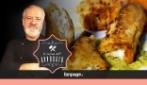 La ricetta del Cannolo di Mare, su vellutata di zucca e zucchine