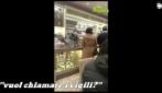 Insulti al bar alla Moretti, le immagini sul blog di Grillo