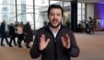 """Salvini: """"Rischio infiltrazioni terroristiche tra gli immigrati, bisogna fermare gli sbarchi"""""""