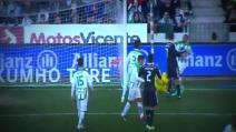 Cordoba-Real Madrid, il brutto gesto di Cristiano Ronaldo