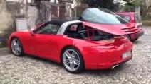 "La Porsche 911 Targa si ""scopre"""