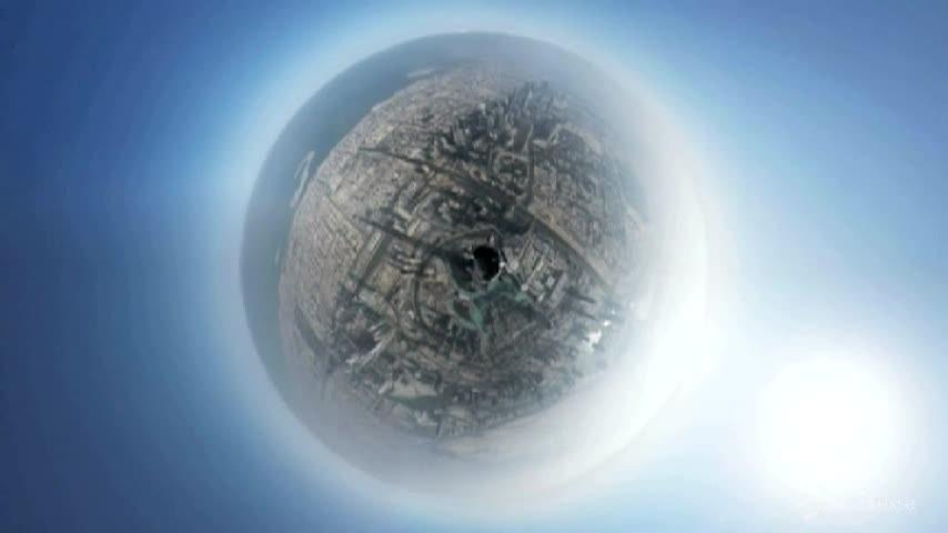 Dubai il timelapse dal grattacielo pi alto del mondo for Grattacielo piu alto del mondo