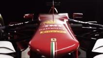 Scuderia Ferrari, ecco la nuova SF15-T (VIDEO)