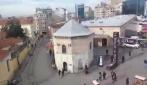 Istanbul, spari contro la polizia a Piazza Taksim