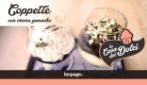 Coppette con crema ganache e crema pasticciera: la ricetta veloce