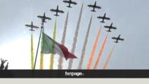 Il Presidente Mattarella all'Altare della Patria per l'omaggio al Milite Ignoto