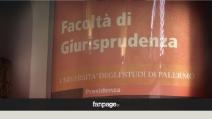 All'Università di Palermo maxischermo per il giuramento di Mattarella