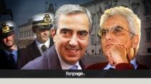 """Gasparri a Mattarella: """"Gli ho raccomandato la vicenda Marò"""""""