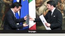 """Renzi - Tsipras: """"Lavoreremo su cooperazione, solidarietà e giustizia sociale"""""""