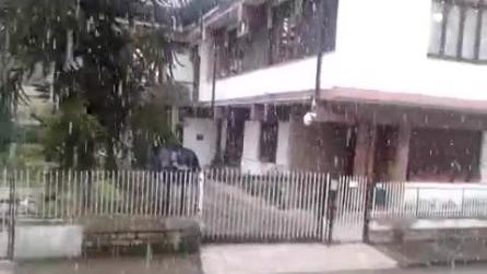 Nevicata ad Altavilla Irpina 02-02-2015