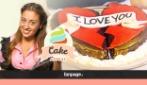 Torta di San Valentino, l'idea ricetta di Dalila