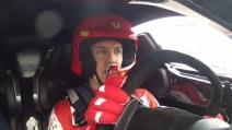 La video intervista a Vettel sulla Ferrari FXX K