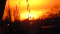 Colpito un impianto chimico a Dontesk: proseguono i bombardamenti