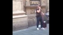 Artista di strada - Beatbox per le strade di Napoli