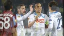Europa League, buon pari per Fiorentina ed Inter. Poker Napoli.