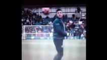 Doppia giravolta, il fantastico freestyle di Alexis Sanchez