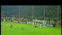 Il fantastico gol di Del Piero al Borussia Dortmund