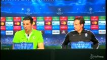 "Buffon: ""Juve, attenta a Reus"""