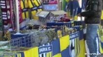 Il Parma gioca... la partita del fallimento
