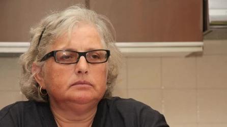 Le lacrime di Cosima Serrano durante il processo per il delitto di Sarah Scazzi