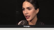 """Rocío Muñoz Morales: """" A Sanremo ho deciso di non soffrire"""""""