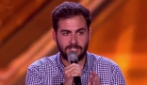 "Andrea Faustini canta ""I Didn't Know My Own Strength"" a X Factor Uk 2014"
