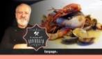 La ricetta della Perla di Mare con scarole, gamberi e vongole