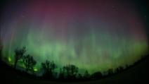 Aurora boreale in Estonia: uno spettacolo mozzafiato