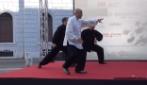 Taiji Quan a Roma: Esibizione del M° Flavio Daniele e degli Istruttori Nei Dan: La Forma Chen