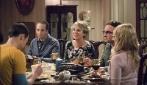 The Big Bang Theory 8x18 - Il litigio tra Sheldon e Leonard a cena (sub ita)