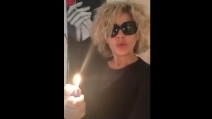 """Eva Grimaldi su Dolce & Gabbana: """"Per me sono morti"""""""